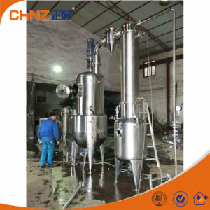 Double Effect Forced External Circulation Vacuum Concentrator pictures & photos