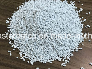 Plastic Injection Molding White Masterbatch pictures & photos
