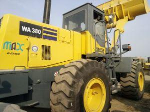 Used Komatsu Wa380 Wheel Loader (WA320 WA350 WA380 WA420) pictures & photos