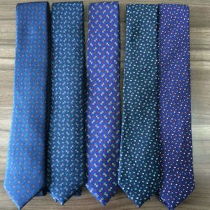 Men′s Fashion Paisely Design Silk Printed Neckties pictures & photos
