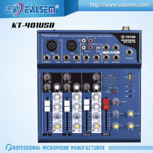 Professional Mixing Console Series Mixer with USB Interface Mixer
