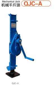 Mechanical Steel Jack, Rail Jack pictures & photos