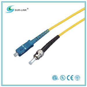 SC/PC-SC/PC Sm 9/125 Simplex 2m Fo Patch Cord pictures & photos