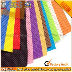 Polypropylene Nonwoven Textile and Fabric pictures & photos