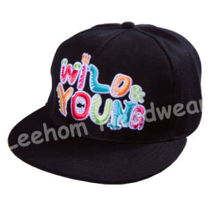 New Fashion Flat Brim Sports Cap pictures & photos