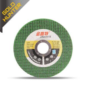 Jinxinte High Quality Green Cutting Wheel pictures & photos