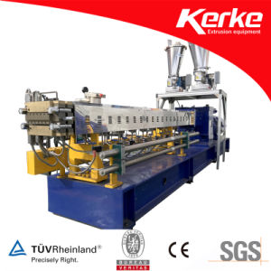 Twin Screw PP PE Granules Making Machine pictures & photos