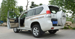 off-Road 4X4 Automatic and Electric Padel for Toyota-Prado pictures & photos