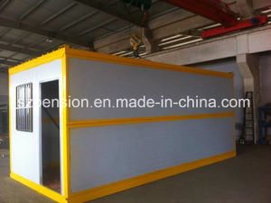 Quick Installation Construstion Living Room/Folding Mobile Prefabricated/Prefab House pictures & photos