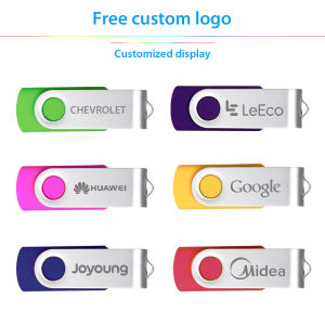 Free Customize Logo Top Quality Fashion Design USB 3.0 Flash Drive pictures & photos