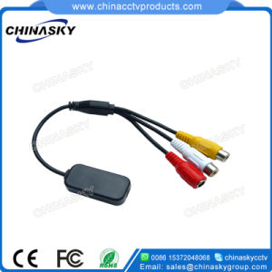 High Definition Low Noise CCTV Camera Microphone (CM20) pictures & photos