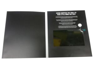 Newest 7inch LCD Video Postcard pictures & photos