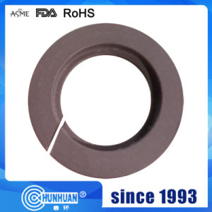 Graphite Carbon Filled PTFE Gasket for Valves pictures & photos