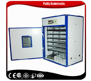 Commercial Industrial Goose Egg Incubator Hatcher Machine with Ce Approved pictures & photos