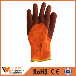 Polyurethane Coated Nylon Gloves pictures & photos