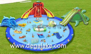 2016 New Style Inflatable Water Park for Kids and Adult pictures & photos