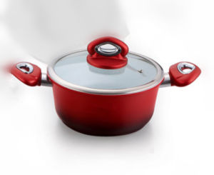 Ceramic Coated Forged Aluminum Pots and Pans