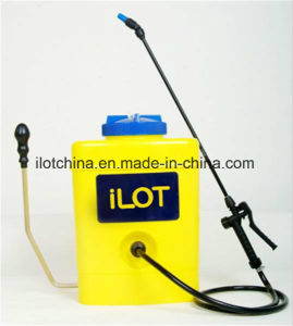 Ilot 15L Agriculture Knapsack Manual Pump Sprayer pictures & photos