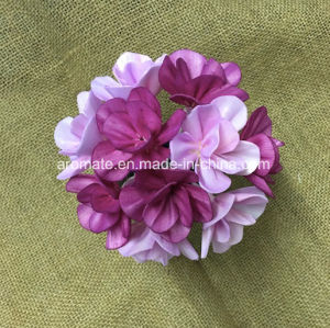 Handmade Colored Artificial Sola Wood Flower (SFA39) pictures & photos