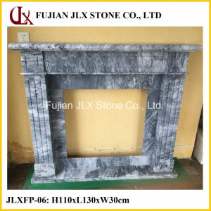 Marble Stone Carving Fireplace Mantel pictures & photos