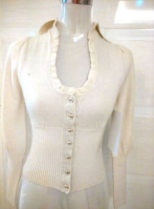 Ladies′ Cashmere Sweater Fashion Cardigan Ladies Knitwear Cashmere Sweater pictures & photos