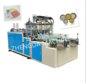 2017 New Hydraulic Top Speed Paper Plate Machine