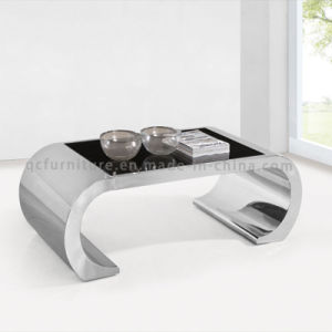Hot Selling Europen Style Stainless Steel Coffee Table pictures & photos