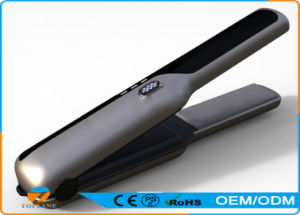 Professional Rechargeable Wireless Hair Flat Iron Hair Straightener pictures & photos