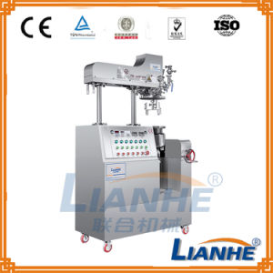5-50L Lab Vacuum Mixing Mixer with Homogenizer Emulsifier pictures & photos