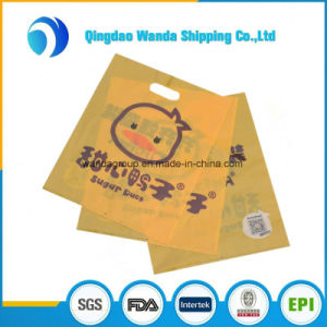 Extra Thick Environmental Friendly Popular Glossy Merchandise Die Cut Bags pictures & photos