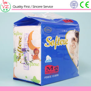 2017 Hot Sell Cotton Baby Diaper Manufacturers in China pictures & photos