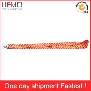 Ribbon Customized Lanyard with Pantone Colors Matched pictures & photos