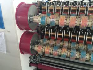 BOPP Adhesive Tape Roll Slitter/Scotch Tape Slitting Rewinding Machine pictures & photos