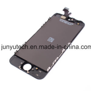 Mobile Phone LCD Touch Screen for iPhone 5 Free DHL pictures & photos