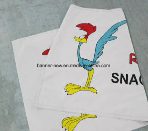 Full Color Polyester Fabric Banner (SS-SF98) pictures & photos