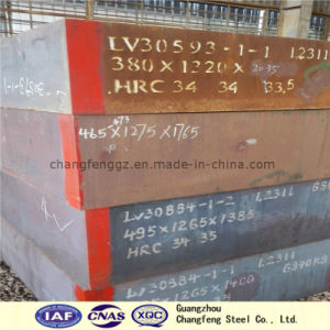Pre-hardened 1.2738/P20+Ni Forged Plastic Mould Steel Products pictures & photos
