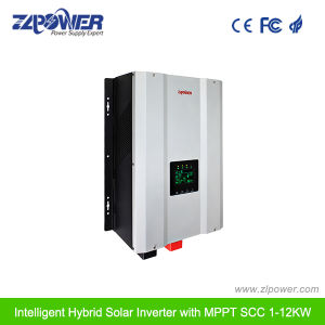 Hybrid Solar Pure Sine Wave Inverter with MPPT Charger (GS1KW-6KW) pictures & photos