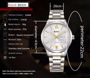 New Arrival Luxury Steel Rose Gold Vintage Brand Bracelet Quartz Watches Women pictures & photos
