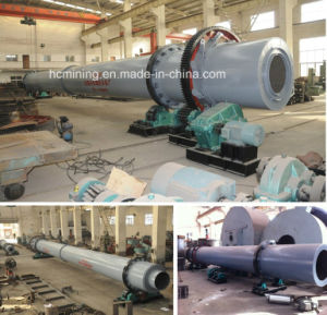Factory Price Cow Dung Rotary Dryer Price pictures & photos