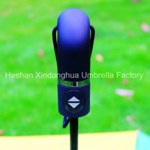 Automatic Digital Printing Customized Foldable Umbrella for Advertisement (FU-3821BFA) pictures & photos