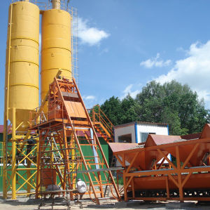 50 M³ /H Ready Mixed Concrete Mixing Plant pictures & photos