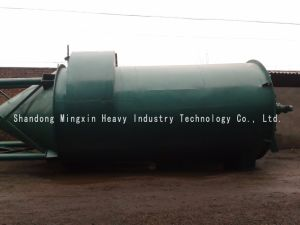Rotary / Reverse Blowing / Wind Flat Bag Dust Collector pictures & photos
