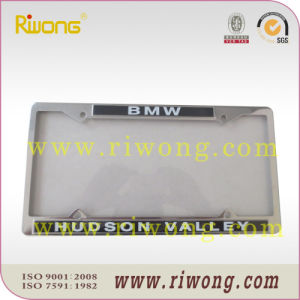 Brand Custom Metal Plate Frame pictures & photos