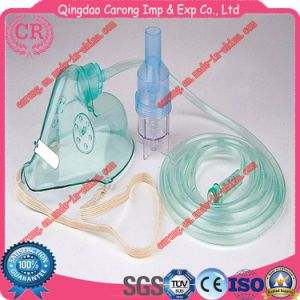 Pediatric Nebulizer Kit Oxygen Face Mask with Tube pictures & photos