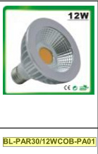 12W Dimmable/Non-Dimmable PAR30 COB LED Spotlight pictures & photos