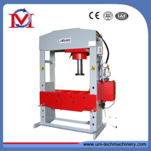 Frame Type Economic Movable Cylinder 200tons Hydraulic Press Machine (JMDYy200/30) pictures & photos