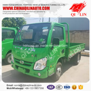 2 Axles Mini Cargo Truck with Removable Sideboard pictures & photos