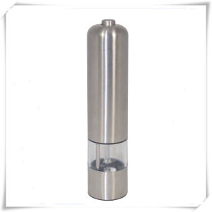 Electrial Salt and Pepper Mills with Light (VK14005) pictures & photos