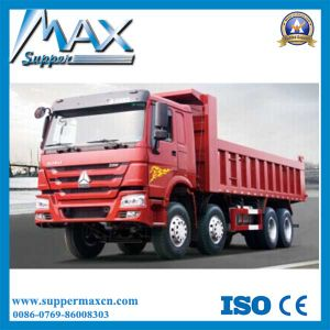 8.5m Sinotruk 8*4 HOWO Dump Truck pictures & photos