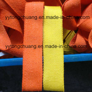 Colored High Temperature Sealing Gasket Fiberglass Woven Tape pictures & photos